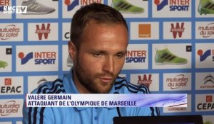 "Valère Germain : ""Le projet de l'OM va devenir l'un des plus importants de Ligue 1"""