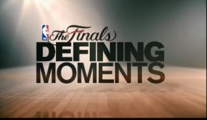 NBA Finals: Defining Moments