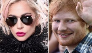 Lady Gaga Stands By Ed Sheeran Following Abuse From Internet Trolls | Billboard News