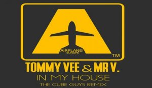 Tommy Vee, Mr. V - In My House