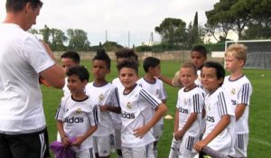 Le Real Madrid à Carcassonne