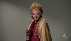 Les auditions de Kit Harington pour Game Of Thrones... Enfin presque