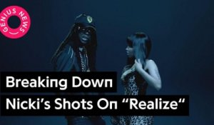 "Breaking Down Nicki Minaj's Shots On 2 Chainz's ""Realize"""