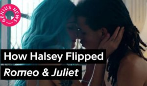 How Halsey Flipped  'Romeo & Juliet' On 'hopeless fountain kingdom'