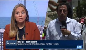 Jérusalem: point sur la situation au Mont du Temple