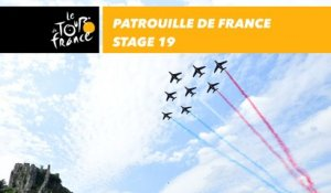 Patrouille de France - Étape 19 / Stage 19 - Tour de France 2017