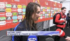 "Thiney : ""On a encore les cartes en mains"""