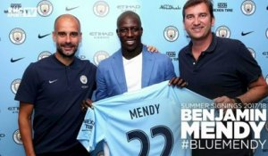 "Mercato – Benjamin Mendy : ""J'aime l'intensité de la Premier League"""