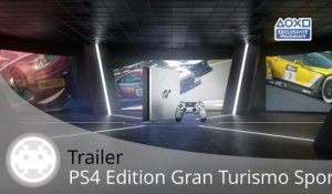 Trailer - PS4 Slim édition collector Gran Turismo Sport