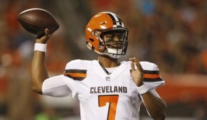 Should DeShone Kizer be named Browns starter?