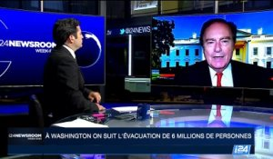 i24NEWSROOM WEEKEND | Avec Rudy Saada | Partie 1 | 09/09/2017