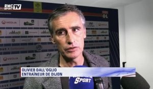 "Dall'Oglio : ""Ce point-là, on en est fiers"""
