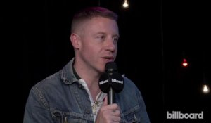 Macklemore Talks Kesha, New Album 'Gemini,' Being a Father | iHeartRadio Music Fest 2017