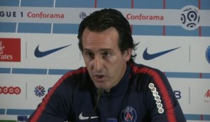 Foot - L1 - PSG : Emery «Ben Arfa connaît sa situation»