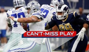 Can't-Miss Play: Dak miraculously escapes Donald, throws dart to Dez