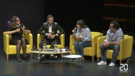 Table Ronde Conference Vis I Ons 2018 Sur Orange Videos