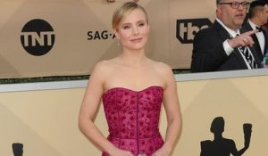 Kristen Bell Is The 'First Lady' of the SAG Awards
