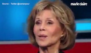 Les confidences de Jane Fonda sur l'affaire Weinstein