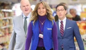 Jennifer Lopez Films 'Second Act'