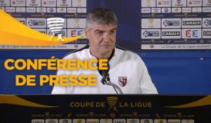 Conférence de presse FC Metz - Red Star  FC (1-0) :  (FCM) -  (RED) - 2017/2018