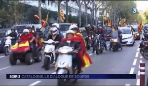 Catalogne : le dialogue de sourds