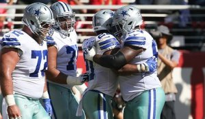 Slater: Cowboys players shocked, excited by Ezekiel Elliott ruling