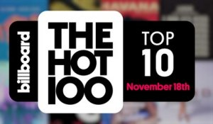 Early Release! Billboard Hot 100 Top 10 November 18th 2017 Countdown | Official
