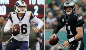 Wyche's World: Goff and Wentz are eclipsing 2015's top two QBs
