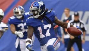 Dwayne Harris: Giants are trying to get the positive win factor going