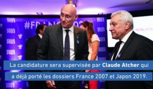 Rugby - CM 2023 : Chronologie d'une candidature