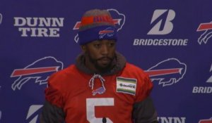 Tyrod Taylor: 'I don't agree with the decision' to be benched