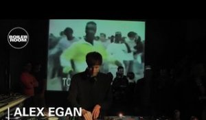 Alex Egan Boiler Room DJ Set