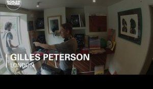 Gilles Peterson Boiler Room London DJ set