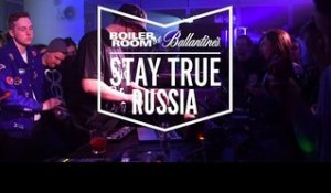 Lapti Boiler Room & Ballantine's Stay True Russia Live Set