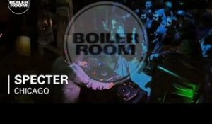 Specter Boiler Room Chicago DJ Set