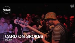 Card On Spokes Boiler Room Cape Town Live Set