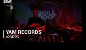 YAM Records Boiler Room London DJ Set