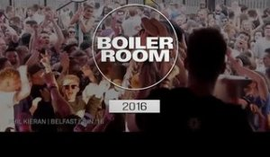 Boiler Room 2016 Highlights