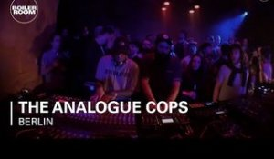 The Analogue Cops Boiler Room Berlin Live Set