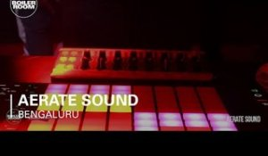 Aerate Sound Boiler Room Bengaluru Budweiser Live Set