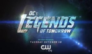 Legends of Tomorrow - Promo 3x07