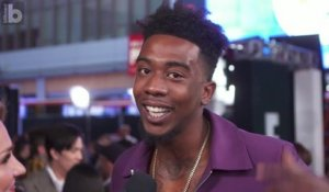 Desiigner Talks About His Collaboration With BTS and Steve Aoki | 2017 AMAs
