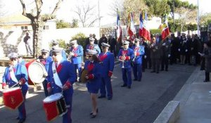 Commemoration du 19 mars à Martigues