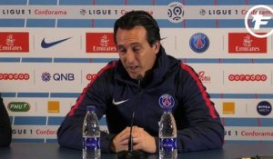 Emery décrypte l'association Neymar-Cavani