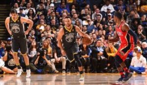 NBA : Un Curry et des Warriors à réaction