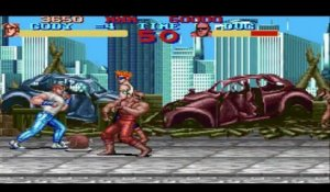 zeSangsue joue à Final Fight (snes). #Succés/ Trophés (27/11/2017 15:19)