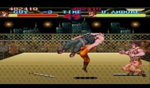 zeSangsue joue à Final Fight (snes). #Succés/ Trophés (28/11/2017 12:41)