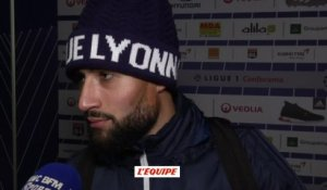 Foot - L1 - OL : Fékir «Beaucoup de regrets»