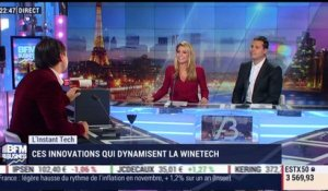 L'Instant Tech: Ces innovations qui dynamisent la WineTech - 30/11