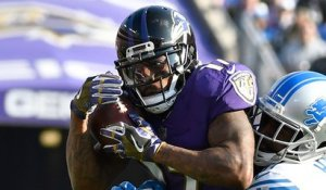 Flacco and Wallace team up for 66-yard play, the Ravens' longest this year
